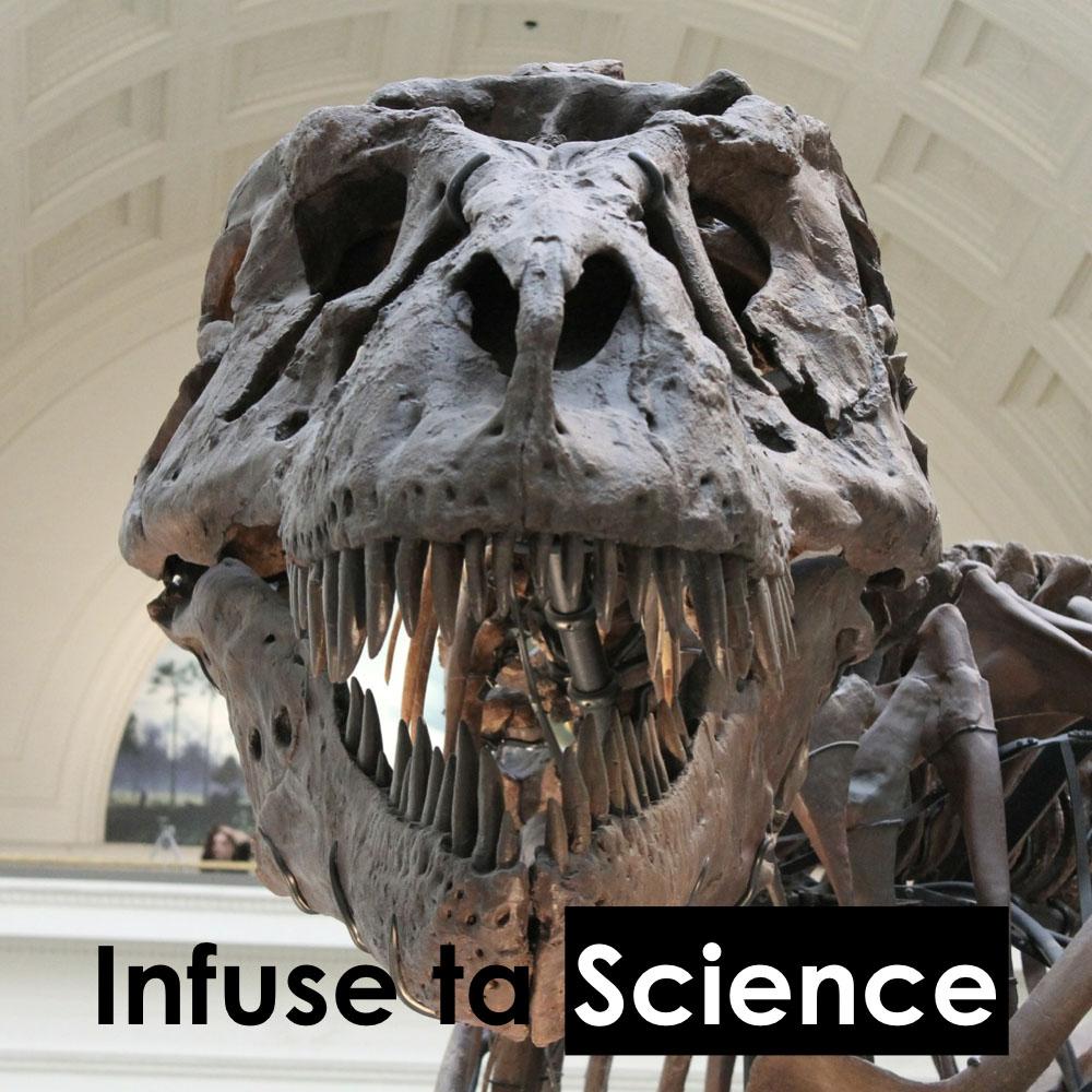 Infuse ta Science - Viens cultiver ta science avec Benjamin
