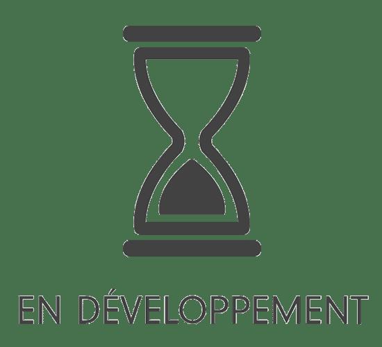 En développement